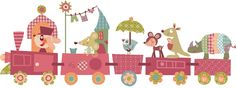 Vinilo decorativo infaltil | Happy Tren