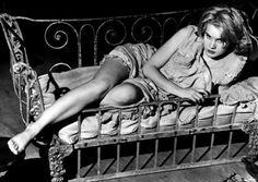 """Carroll Baker,  """"Baby Doll"""" (1956)"""