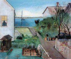 Provincetown Artist Registry ~ Mary Hackett
