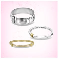 Beautiful Bangle Bracelets | Click for your chance to win a $1000 gift card from #Ritani