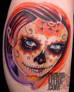 head Tattoo Designs   ... Worlds Best Tattoos : Tattoos : New School ...