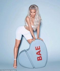 Reality TV star Kim Kardashian who just had her 3rd baby through surrogate has stripped herself once again to promote her new perfume collection Bae. Kim 37 who is not far from controversies has posed totally unclad in time past. If you recall sometimes around 2015 when the Keeping up with the Kardashian star broke the internet with her full naked photos for the PAPER Magazine. It seems she is about to go the same path only that this time it is for the promotion of her own business  Her new…