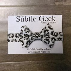 Youth Imperial Bow Tie by The Subtle Geek