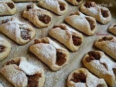 Krehké jablkové koláčiky (fotorecept)