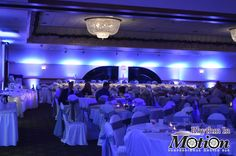 Roma Lodge Racine Uplighting Wedding Lighting, Concert, Concerts