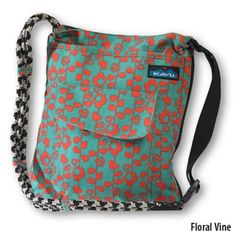 Kavu This Cross Body Tote Is Awesome Cute Outfits Unique Stylish