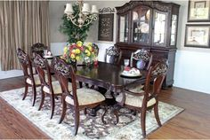 Baronet Dining Room - Dining Room Sets - Shop Rooms Living Rooms, Bedrooms, Dining, Kids and Mattresses