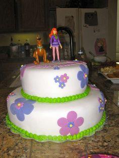Brynne's Scooby-Doo Birthday Party | CatchMyParty.com