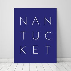 Nantucket, Printable, Digital, Download, Nantucket Beach Sign, Nantucket Wall Art,