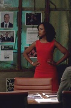 Kerry Washington Olivia Pope Scandal S05E10 Its hard out here for a general