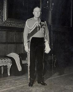 Bernard Marmaduke Fitzalan-Howard, 16th Duke of Norfolk (1908 - 1975)