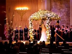 Messianic Wedding Planning / Chuppah or Canopy