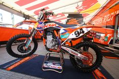 Ken Roczen - 2014 Bikes of Supercross - Motocross Pictures - Vital MX
