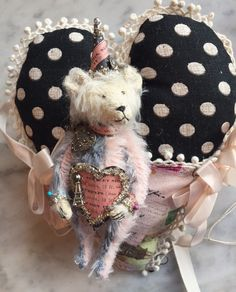 ...ooak by artist Letty Worley of Letty's Bears available exclusively at www.EarthAngelsStudios.com
