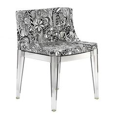 Mademoiselle Cartagena Crystal by  Philippe Starck