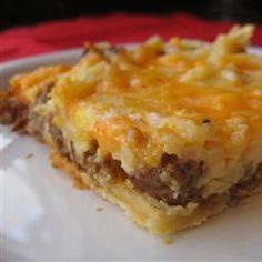 Breakfast Pizza I Allrecipes.com