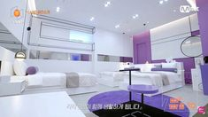 Loft, Sims 4, Bed, Building, Furniture, Home Decor, Backgrounds, Decoration Home, Stream Bed