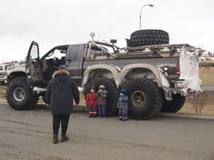 Iceland Truck
