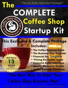 How To Start a Coffee Shop Business | Coffee Business