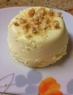 Microwave Mug Cheesecake For One - For Low Carb, use sugar substitute, regular sour cream & cream cheese and skip the wafer cookie!