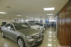 Fotografia Comercial . Mercedes Benz - Minasmáquinas.