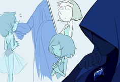 Pearl's Blue Diamond