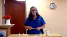 Human Chorionic Gonadotropin (hCG) - Nurse Linda of Sher Fertility Demonstrates how to prepare and administer IVF Medication Injections.