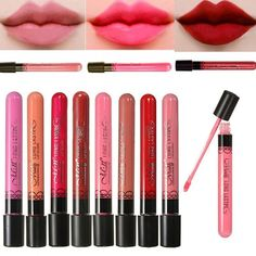 Smudge Makeup Waterproof Lipstick Lip Gloss Pen