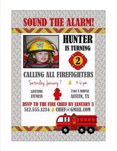 fireman birthday - Google Search