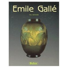 1000  images about Emile Galle   Art Glass on Pinterest   Art nouveau