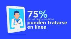VIDEO EXPLAINER Duración 1min Cliente: Clinea Campaña: Tu clínica en línea Audio: Enter/Apolo