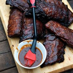 13 Homemade Barbecue Sauces - Epicurious - | Brilliant Barbecues, tailgating ideas | Scoop.it