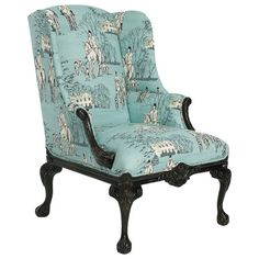 This Concord Chair, if it showed up in my house, would probably end my marriage.