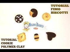 TUTORIAL FIMO BISCOTTI MULINO BIANCO-SECONDA PARTE