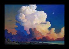 Impressionist Art Oil Landscape. $545.00 #art #oil    ...BTW,Please Check this out:  http://artcaffeine.imobileappsys.com