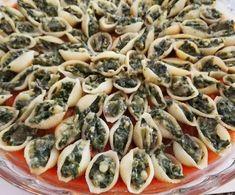Mini Pasta Shells recipe by Ruhana Ebrahim