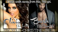 Olivia & Bash ~ Fix You by Christine Bell