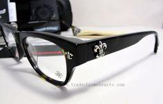3a96aea37e6d News Chrome Hearts Eyeglasses FILLED DT Unisex sale Color  DT Frame Color   Black Frame Size  (Eye-Bridge-Temple) Lens width  51 mm Nose Bridge  19 mm  Temple ...