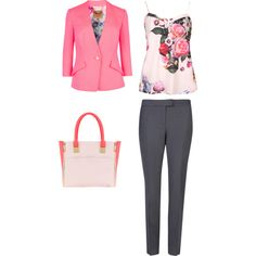 """Work"" by m-isa-bell on Polyvore"