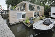 Amsterdam houseboats, like it!!!