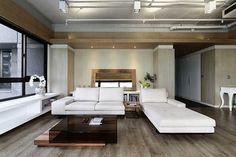 Chou Residence by PMK+designers http://www.homeadore.com/2013/10/21/chou-residence-pmkdesigners/