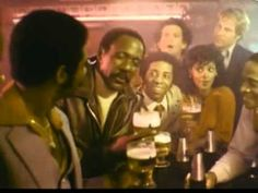"Richard Roundtree for Schlitz Malt Liquor Bull, also features Antonio Fargas and Taurean Blacque, ""No One Does It Like The Bull"", 1982"