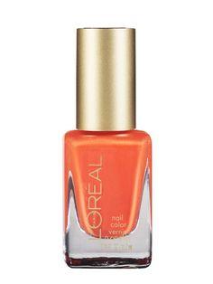 Must-have spring color: L'Oréal Paris Colour Riche Nail Color in Boozy Brunch #nails #nailpolish #manicure