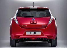 2014 NISSAN LEAF Electric Car