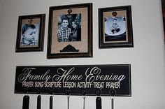 Love these easy burlap frames with clips to change the pictures in and out easily! So going to make one!
