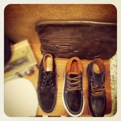 #MEN #SHOES #BOOTS #LAPTOPSLIP-ON #VINTAGE #LEATHER ! @ Matières à réflexion