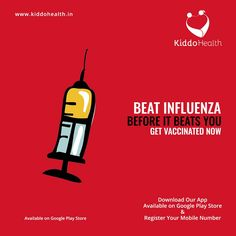 Kiddo health #app is there to remind the parents about the #vaccination of the #kids in time.  #KiddoHealth