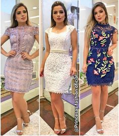 Image may contain: 4 people, people standing Elegant Dresses, Beautiful Dresses, Formal Dresses, Gala Dresses, Evening Dresses, African Fashion Dresses, Fashion Outfits, Lace Dress Styles, Fashion Sewing
