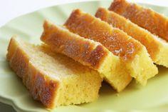 Vanilla Butternut Cake (uses butternut extract flavoring)