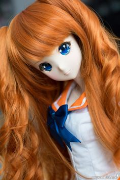 https://flic.kr/p/wWENi4   Ginger Kizuna   Smart Doll Kizuna
